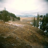 Yellowstone by Holga 1 by Nirka