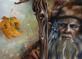 Radagast by Martidy