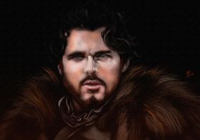 Game Of Thrones - Robb Stark - [Richard Madden] by masteryue