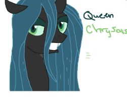 Queen Chrysalis by pegasister77890
