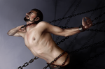 In chains by YumikoUA