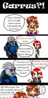 Garrus is a Romantic Option by AmayaMarieSuta
