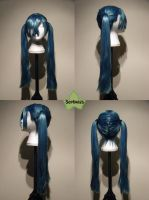 Wig Commission - Ciel by kyos-girl