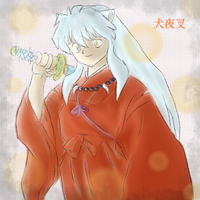Inuyasha is back by breeozoa