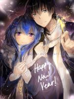 Happy New Year 2015 by YueYuki