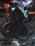 Infinity Godzilla by BloodDragon3000
