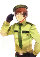 Hetalia Speciale Spain by ROSEL-D