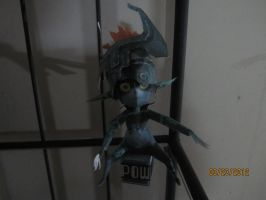 Midna papercraft by Odolwa5432