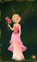 Lottie as a Fairy by ajhistoric2