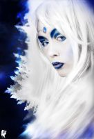 Ice princess by xJNFR