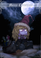 WTCLDcv Christmas' Krow by Leto4rt