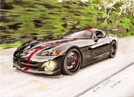 Dodge Viper ACR by VSales