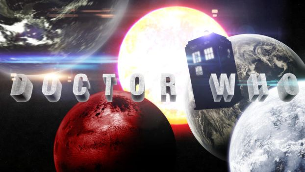 Doctor Who, Tardis Trip by gg29
