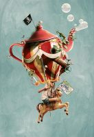 The Teapot by Ethernity