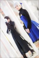 Darker than Black cosplay 2.3 by frosel