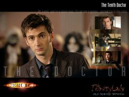 The Doctor v10 by SquirrelyGRRL