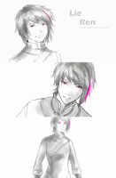 Lie Ren  doodles by LutherOMight