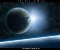 The End Is Near EN PROGRESO by venus7