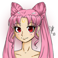 Princess Chibi-Uua_2010 by JenniferKitty20