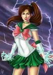Request: Sailor Jupiter by E-mi-ko