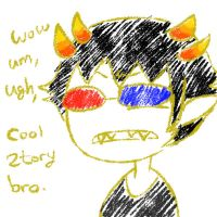 Cool 2tory Bro. by ariel1016