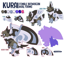 Kurai Reference (2015) by Lunchwere