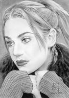 Kate Winslet Beauty 3 by riefra