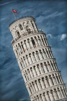 Pisa tower by Thornot