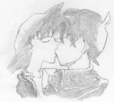 Shinichi And Ran by CNStar92