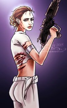 Padme Amidala (REQUEST) by Chrisily
