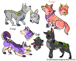 SibeXLieca litter preview by Stealfang-FP