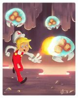 The Legend of Metroid Bros 03 by Andry-Shango