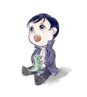 Baby Barnabas by amoykid
