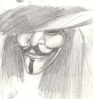 V is for Vendetta by ghost010