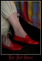 The Red Shoes by ScandinavianLullaby
