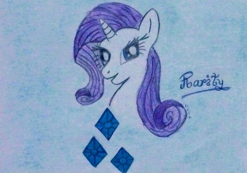 Rarity by GoldenCloud14
