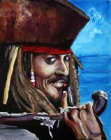 Captain Jack by Tater-Vader