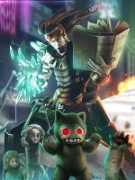 Purge, The Toymaker by ManoAlada