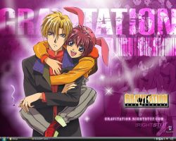 Gravitation Desktop by MasterQuatre