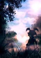 Guild Wars 2 - The morning by MADt2