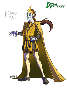 .Hildred. by MalakiaLaGatta
