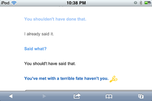 Talking to clever bot about Ben Drowned part 5 by Death10281