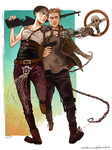 Mad Max : We Bring the Fury by meadow-rue