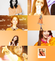 130722 - Yoona with Orange by lovefany96