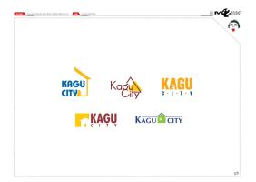 Logo design Kagu City by mushroomstick2