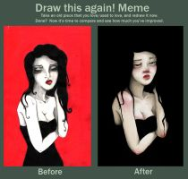 before and after meme by holly-masters