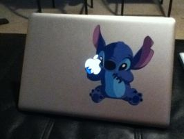 I officially have the coolest laptop ever... by ztak1227