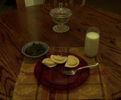 Dinner And Dessert by PCU-Stockage