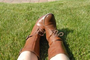 Boots by ShadowHunter1765