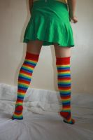 Rainbow Doll 21 by 212Stock